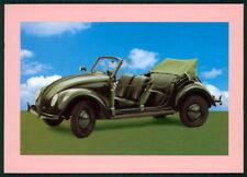 1 AK alte VW Volkswagen Werbung als Postkarte Künstlerkarte Pappe 41-15 s.selten