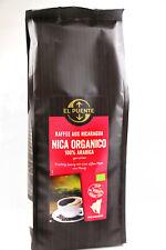 BIO Gourmet Kaffee gemahlen 100% Hochland Arabica Nicaragua Honignote Fair Trade