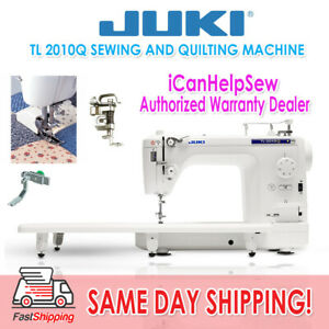Juki TL-2010Q Quilting Sewing Machine  NEW