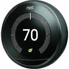 Nest Learning Thermostat 3Rd Generation - Thermostat - Wireless - 8... NEW