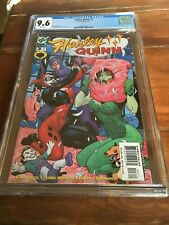Harley Quinn #3 2001 CGC 9.6 Classic Pillow Fight Cover, Gotham City Sirens