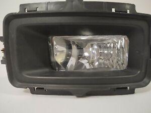 2014-17 GM 22872762 OEM LH Fog Light With Bezel Silverado Sierra