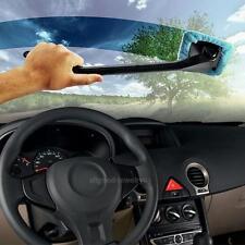 Microfiber Windshield Clean Car Auto Wiper Cleaner Glass Window Brush Tool Blue