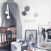 Bedding Bed Mosquito Net Hanging Flower Ball for Baby Room Decor Wall Pendant