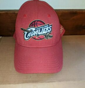 Cleveland Cavaliers Hat/Cap Select Series Reebok S/M fit