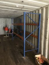 More details for heavy duty racking shelving warehouse container