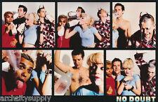 POSTER: MUSIC : NO DOUBT - MILK MONTAGE -GWEN STEFANI  FREE SHIP  #6514  RC55 Q