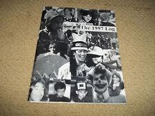 "1997 WOODLAND COUNTRY DAY SCHOOL YEARBOOK BRIDGETON NJ NEW JERSEY ""The Log"""