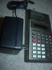 vintage radio shack EC 3006 calculator with thermal printer