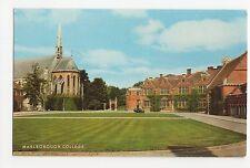 Marlborough College Old Postcard, A472