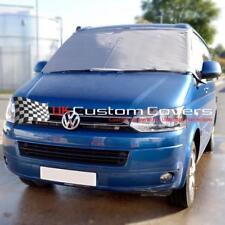 VW T5 T6 Transporter Camping-Car Écran Rideaux Couverture Enveloppante Gris 118