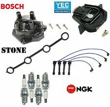 Ignition KIT Cap Rotor Wire Set for Nissan Altima L4; 2.4L 1997-1999
