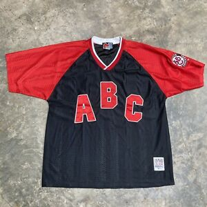 Negro League Atlanta Black Crackers Baseball Jersey/Shirt ABC XL Match 1
