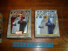 Angel, Red & Blue mini-Busts, Bowen Designs, x-men