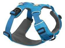 Ruffwear Front Range Dog Harness 30501/407 Blue Dusk NEW