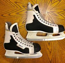 Bauer Black Panther Hockey Skates Size 10D Canstar  Ice Hockey Skates