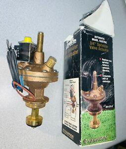 Champion Irrigation AB-075-B Compact Brass Actuator