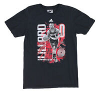 Portland Trailblazers Damian Lillard T-Shirt Size Men's Medium Black 2013 ROTY