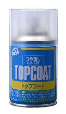 Gunze Sangyo MR HOBBY Mr Top Coat Flat spray can (88 ml) #B-503