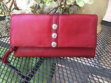 Brighton NWT Nolita Shimmer Leather Wallet