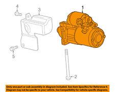 GM OEM-Starter Motor 12655055