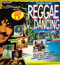 "LP 12"" 30cms: Reggae Dancing: compilation. arcade 2LP"