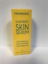 FROWNIES INSPIRED SKIN SERUM IMMUNE SHIELD WHOLE BODY SERUM W/ PUMP - 60ML