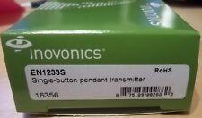 Inovonics Wireless EN1233S Single-Button Pendant Transmitter w/Battery
