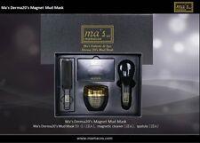 1+1 [mamacos] Upgrade Derma 20's Magnetic Mud Mask Set Wrinkle Pore Care Korea