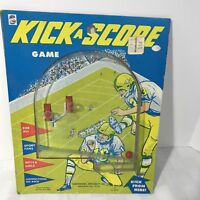 Kick A Score Game 1970 Smethport Specialty Co No 192 Vintage
