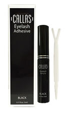 Callas Eyelash Adhesive / Black / Latex Free