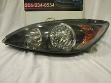 2002-2003-2004 TOYOTA CAMRY SE DRIVERS/LEFT SIDE HEADLIGHT OEM