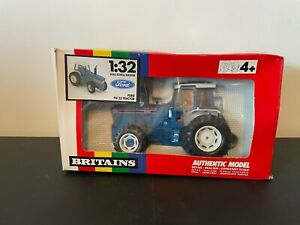 BRITAINS 1:32 SCALE FORD 8730 TW25 TRACTOR
