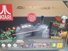 Spielkonsole Atari Flashback HD 9 Gold Edition 2019 - Neu / OVP