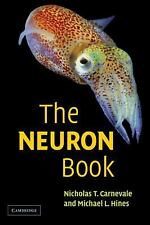 The NEURON Book by Nicholas T. Carnevale and Michael L. Hines (2009, Paperback)