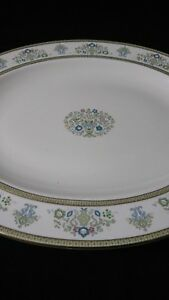 Henleys minton china serving plate