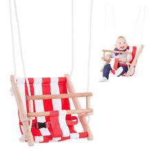 Twipsolino Babyschaukel (Rot-Weiß)