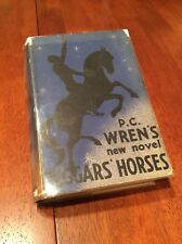 Beggars Horses by P. C. Wren - 1934  - First Edition - Benefits Charity