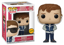 RARE FUNKO POP BABY DRIVER N°594 BABY EDITION LIMITEE CHASE