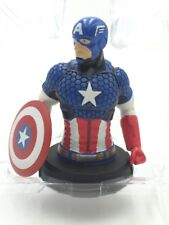 Marvel bustes de collection captain america + fascicule neuf