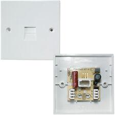 BT Filtered Extension Wall Socket–IDC ADSL Filter Broadband Plate Face plate LJ3