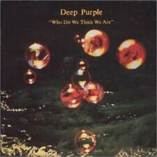Deep Purple - Who Do We Think We Are [New CD]