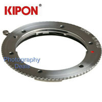 Kipon S/E-N/Z Lens Adapter for Sony E-Mount Lens to Nikon Z Full Frame Z7 Camera