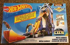 New Hot Wheels - City Mega Garage Play Set