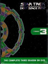 Star Trek Deep Space Nine - The Complete Third Season New and SEALED