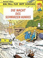 EIN FALL FÜR JEFF JORDAN-Bd.6: DIE NACHT DES SCHWARZEN HUNDES-Maurice Tillieux