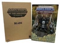 MOTUC BLADE BRAND NEW MATTEL MASTERS OF THE UNIVERSE CLASSICS WITH MAILER