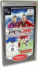 Pro Evolution Soccer/PES 2010 (Sony PSP, 2010) playstation portable jeu