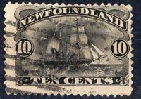 Newfoundland Sc #59 Used