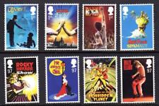 2011 GB MUSICALS Stamp Set SG 3145-3152 MNH Rocky Horror Spamalot Blood Brothers